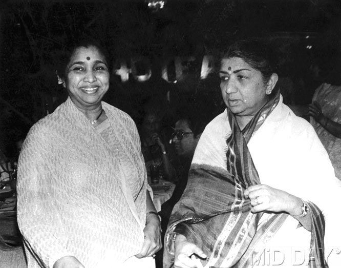 Exhibition Stall In Borivali : Singer asha bhosle was paid rs for her first song how