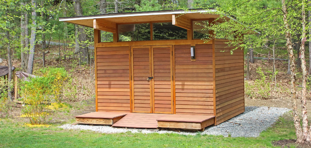 All About Garden Sheds Flat Roof Shed Cottage Garden Sheds Garden Shed