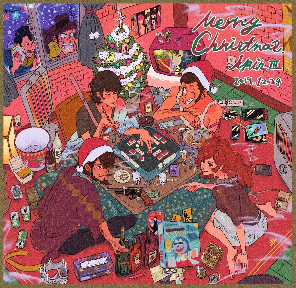 Anime のアイデア 投稿者 Kisakami さん イラスト アニメ ルパン 3 世