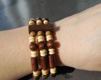 Tendance Bracelets  Teal safety pins bracelet elastic bracelet aqua por CO2Bijou