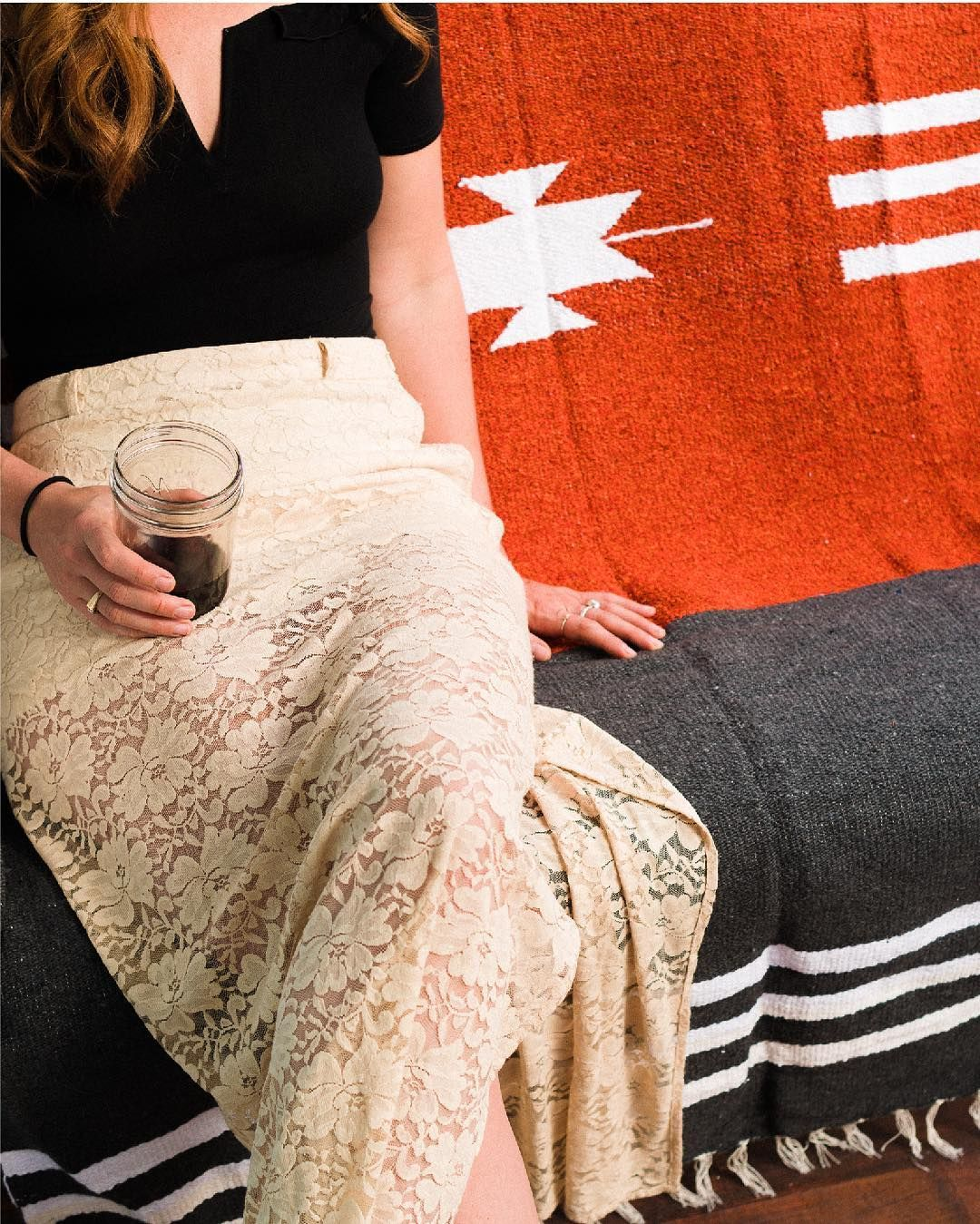 It S Been A Long Week Time To Relax And Maybe Have A Glass Of Wine Before Heading To Renegadecraft Tomorrow Hope To See So In 2020 Relax Time Lace Skirt Relax