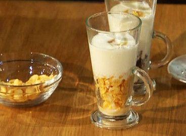 Йогурт без йогуртницы