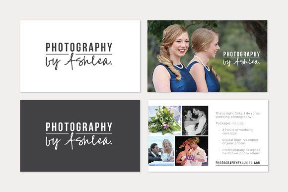 Photographer logo business card templates classy logo and business photographer logo business card templates classy logo and business card design for photography business reheart Image collections