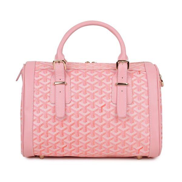 Amazing Goyard Tote Handbags 1126 Pink Cheap Goyard St Louis Bag