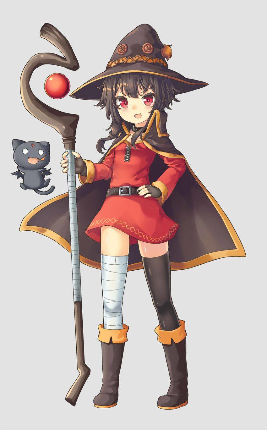 Pin by Flavius Borodino on KonoSuba Anime, Cute, Art