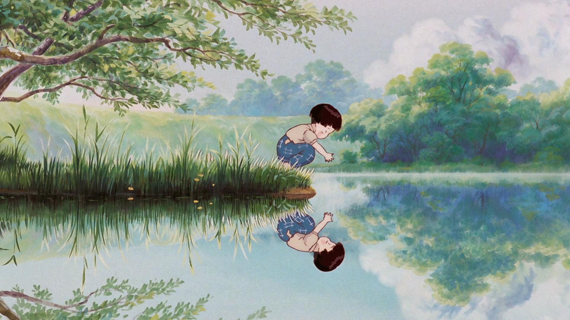 Studio Ghibli Wallpapers 1920x1080 - Imgur   Anime   Studio ghibli, Studio ghibli background e ...