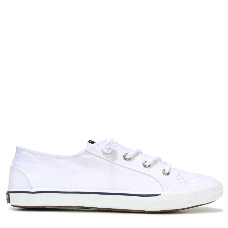 Lounge Ltt Canvas Sneakers (White