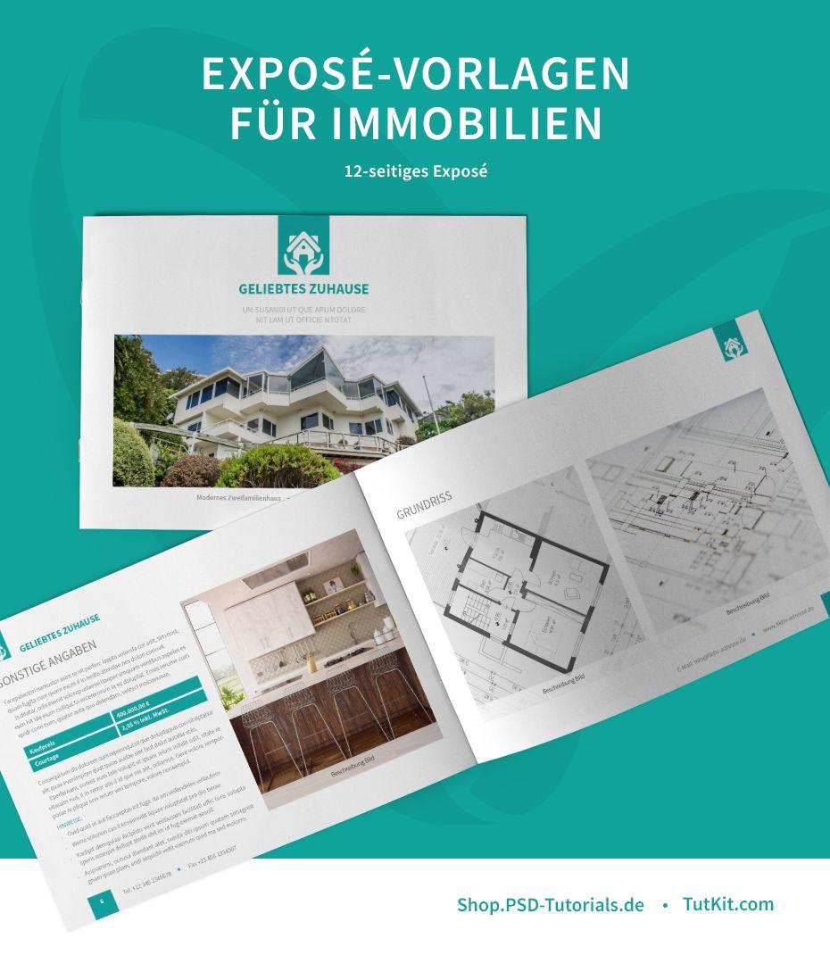 Designstarke Vorlagen Fur Immobilienfirmen 4