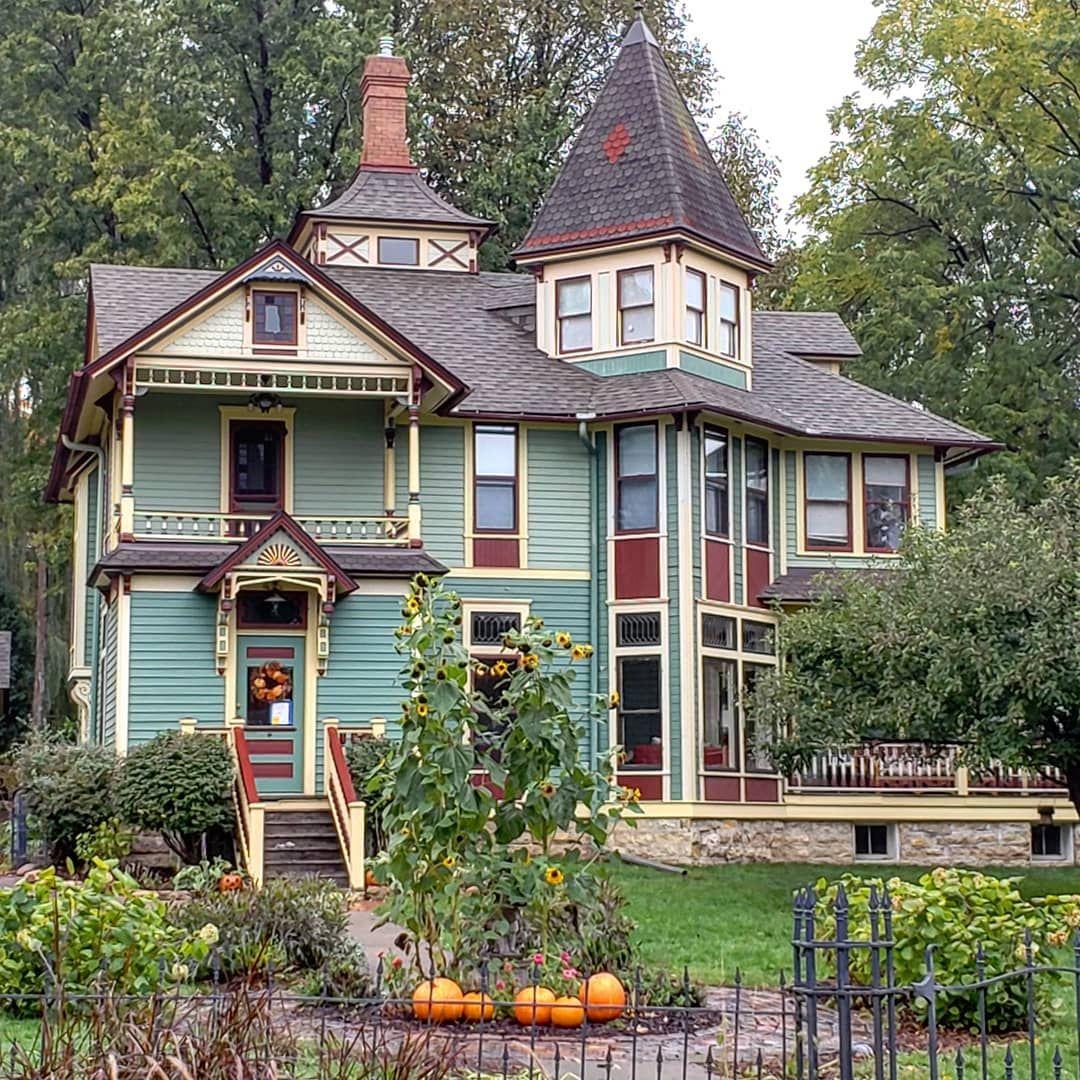 Historic Homes, Victorian Homes