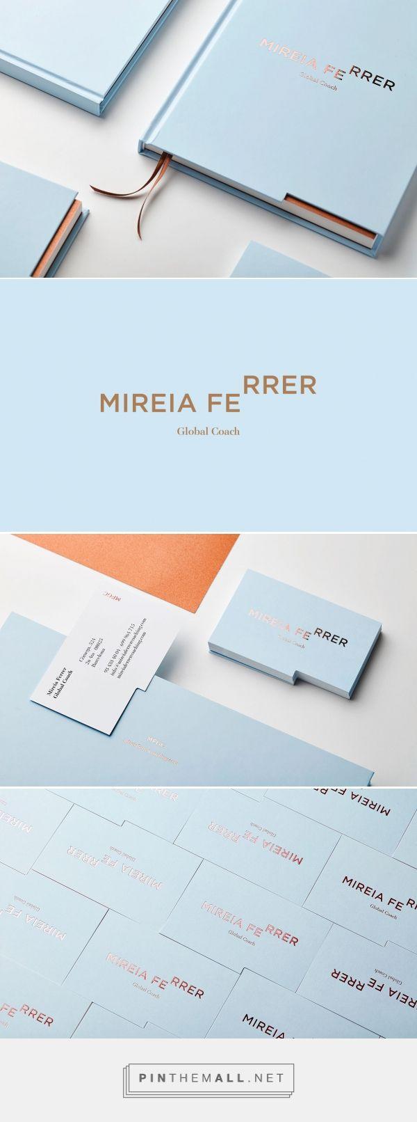 Mireia Ferrer on Behance - created via https://pinthemall.net