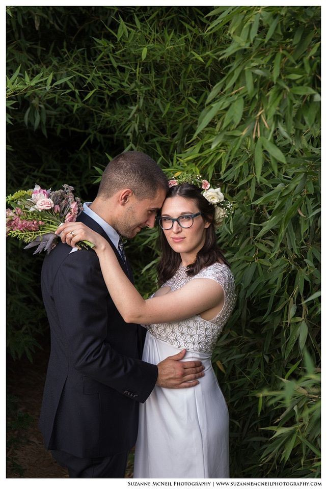 Austin and Victoria's Wedding Day - Knoxville Botanical Gardens