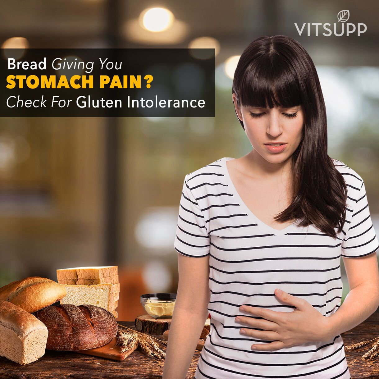 Gluten Intolerance Symptoms Signs and Allergy Associated ...