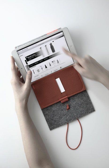 Felt Case iPad Mini | 11+
