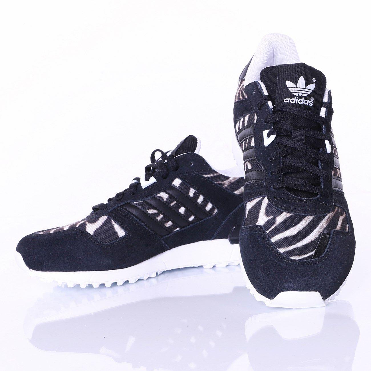 Adidas Zx Flux 700 Zebra