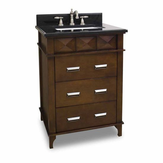 26 Inch Bathroom Vanity Wood Vanity Vanity Traditional Bathroom