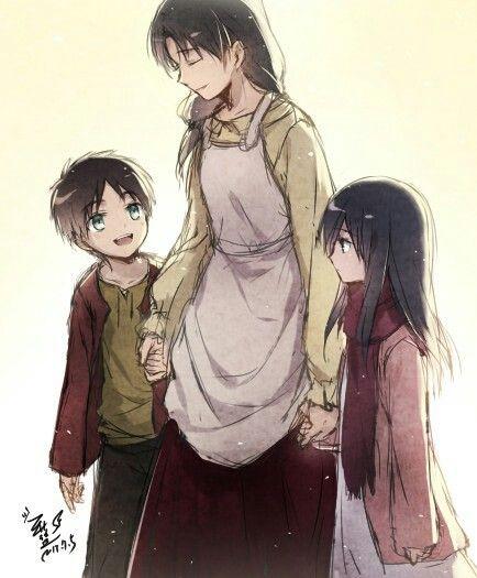 смотреть аниме мать с сыном