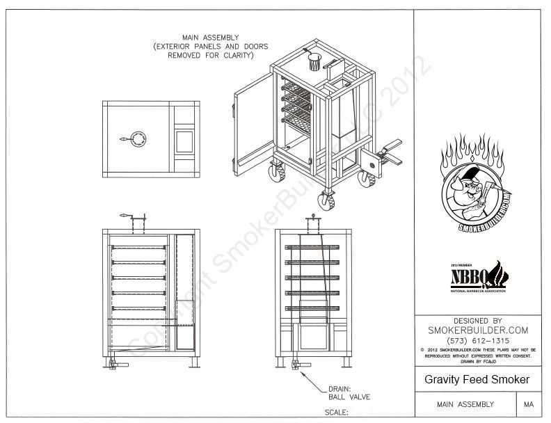 Rotisserie Smoker Plans as well 469078117409865549 moreover Offset Smoker Grill Plans additionally 375417318910598344 together with Homemade Smoker Plans. on brick smokehouse plans