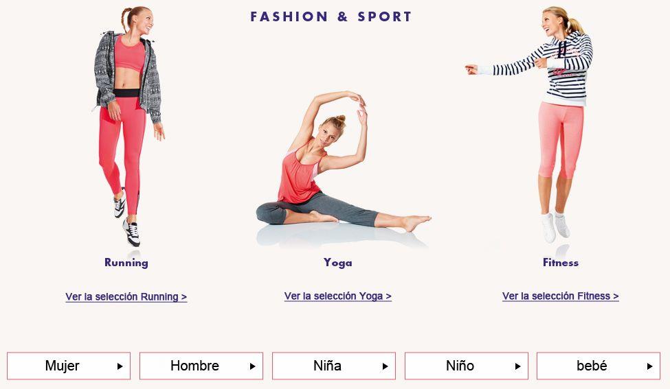 bien baratas límpido a la vista 100% originales Rebajas y saldos ropa de deporte mujer - running Mujer ...