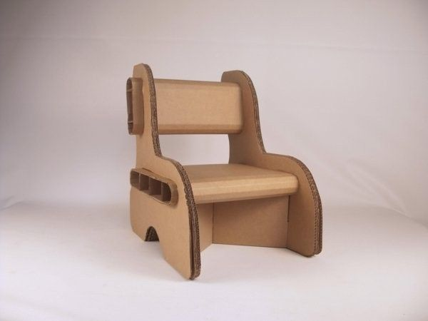 Chairs And Stools From Carton Board Cardboard Furniture Sofa