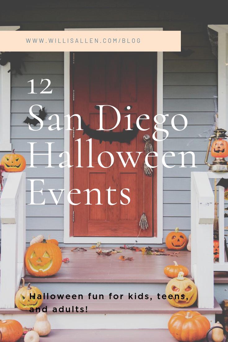 2019 Halloween Events in San Diego Halloween, Halloween