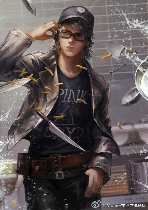 X-Men: Days of Future Past,Pietro Maximoff / Quicksilver,Evan Peters.by Moie正在治疗拖延症 Man. I like this Quicksilver so much better than the other one. C'mon, you know he's a cutie ^^