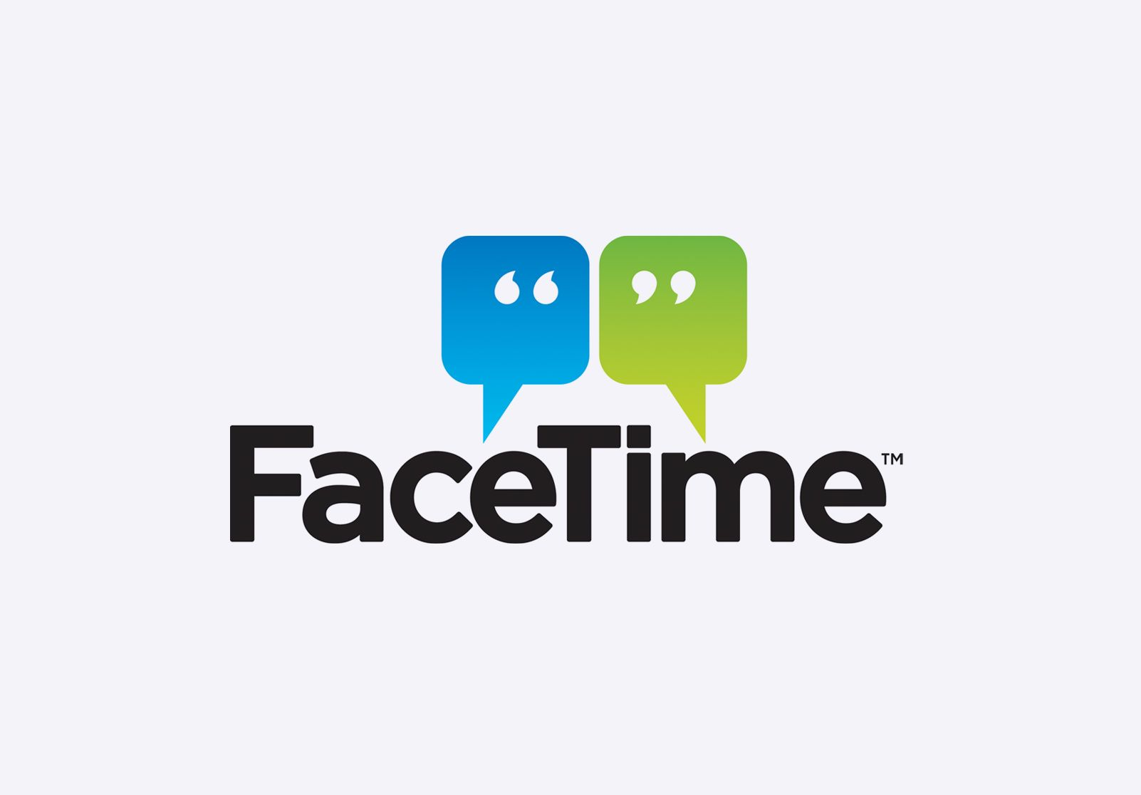 Pin by G F Smith Design on Logo design Facetime, Movie