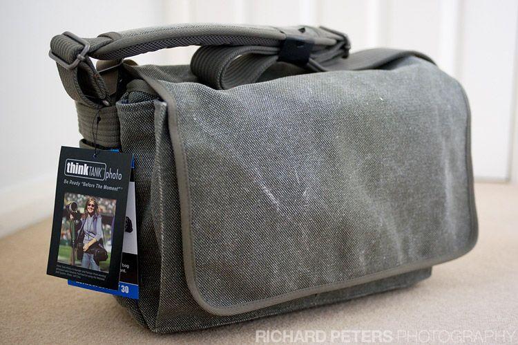 Retrospective 30 camera bag