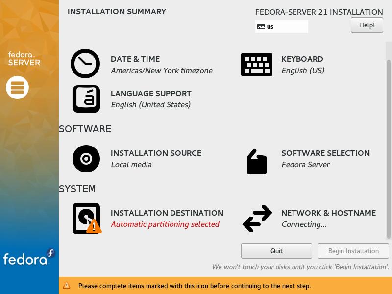 Состоялся релиз Fedora 21 для архитектур POWER и AArch64