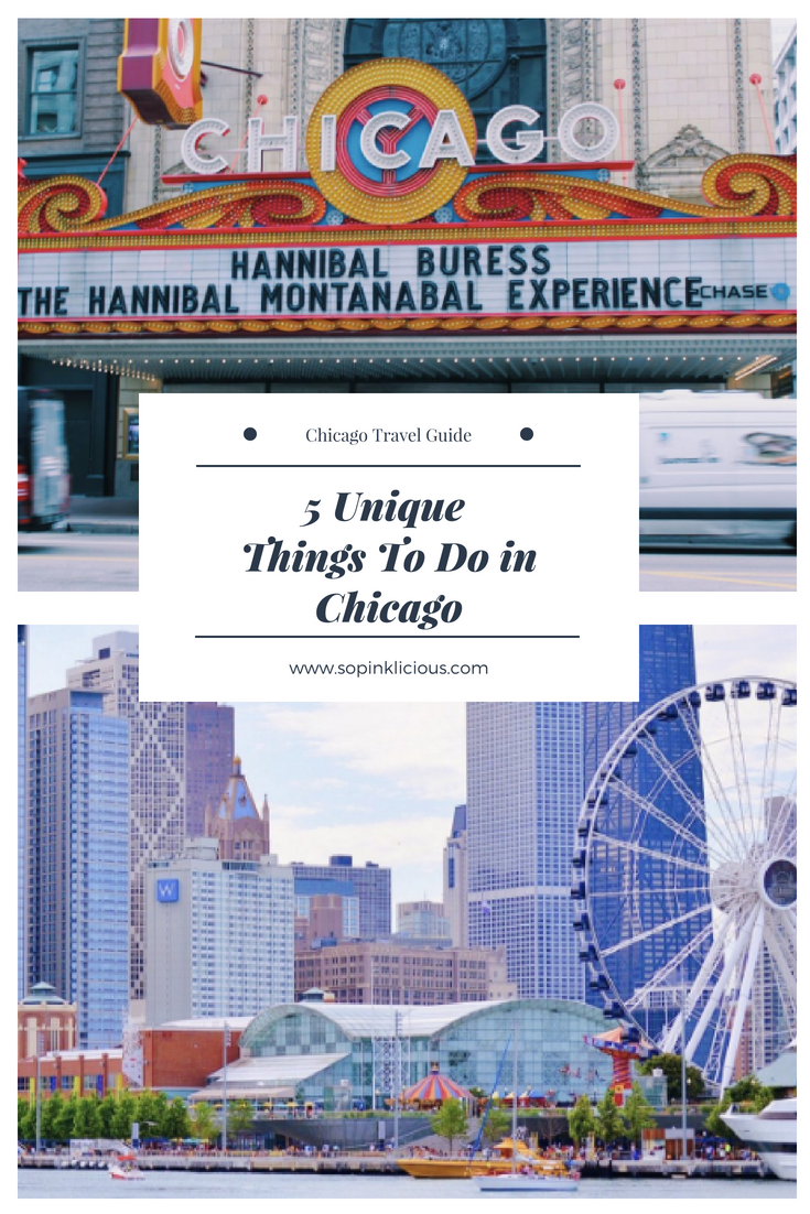 5 Unique Things To Do in Chicago #chicago #illinois #midwest ...