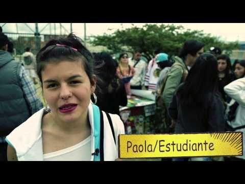 VIDEO PROCESO TUNJUELITO LA TIENE CLARA CON LAS DROGAS II