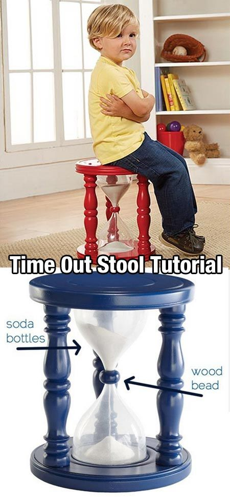 Time out stool tutorial stools for Ideas for products to make and sell