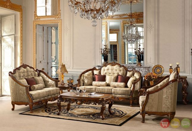 Antique Style Luxury Formal Living Room Furniture Set Hd 953 Victorian Living Room Furniture Victorian Living Room Living Room Sets Furniture
