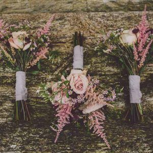 Dusky Pink Wedding Flowers | Passion for Flowers - Florists