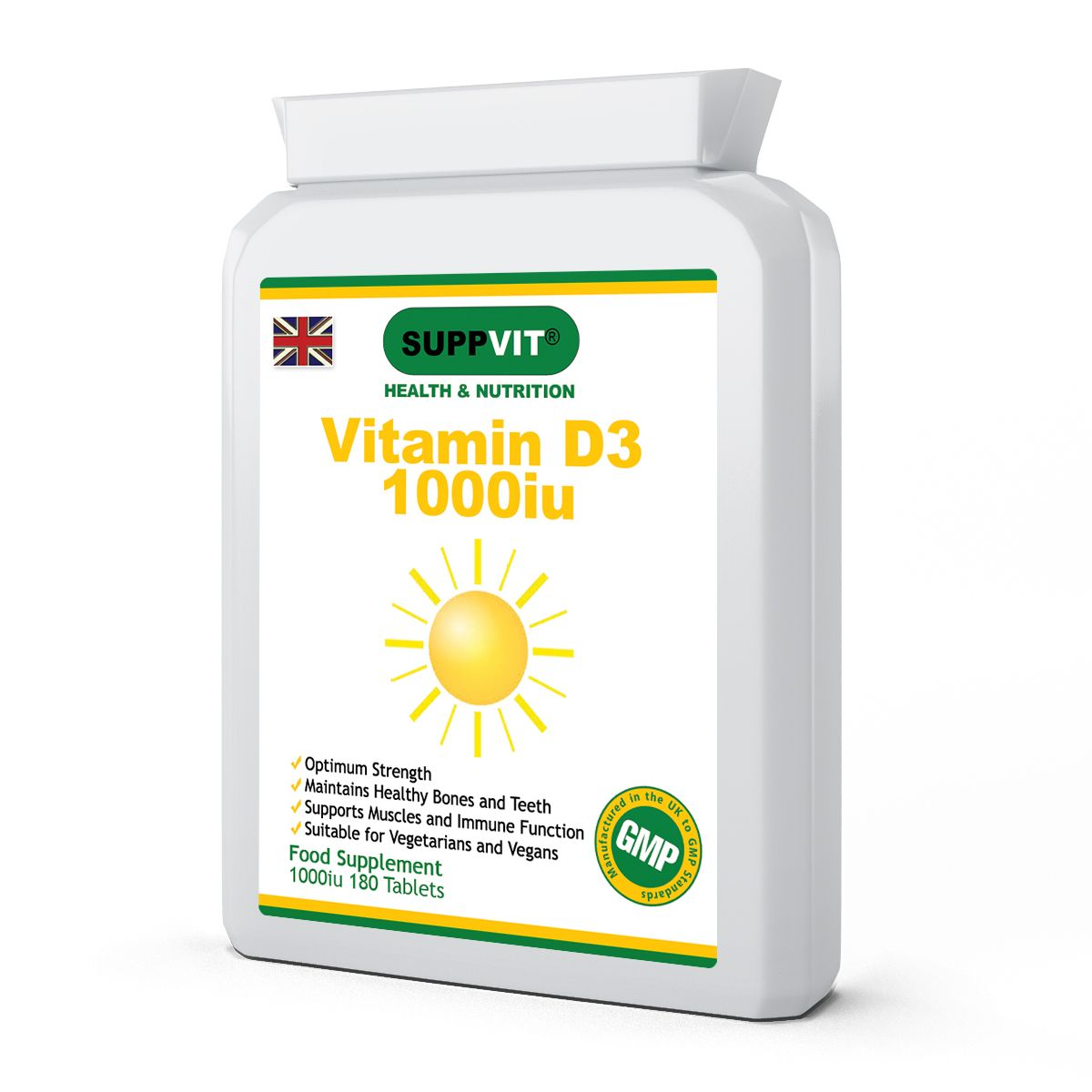 Vitamin D D3 For Immunity Immune Support Bones Teeth 1000iu 180 Tablets Vegan Ebay Vitamins Vitamin D Immune System Support