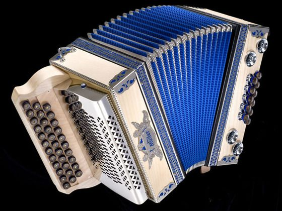 Muller Harmonika Nockalm G C F Lernen Akkordeon Kenntnisse