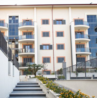 Risultati immagini per palazzine moderne progetti da for Palazzine moderne