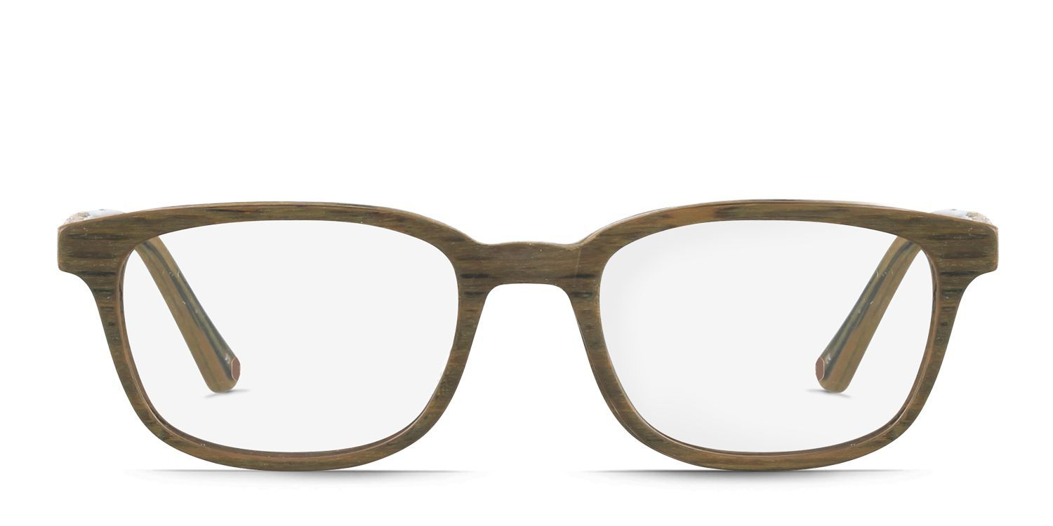 23ba7c2a188 Image of Acadia Bamboo Beige Prescription Eyeglasses