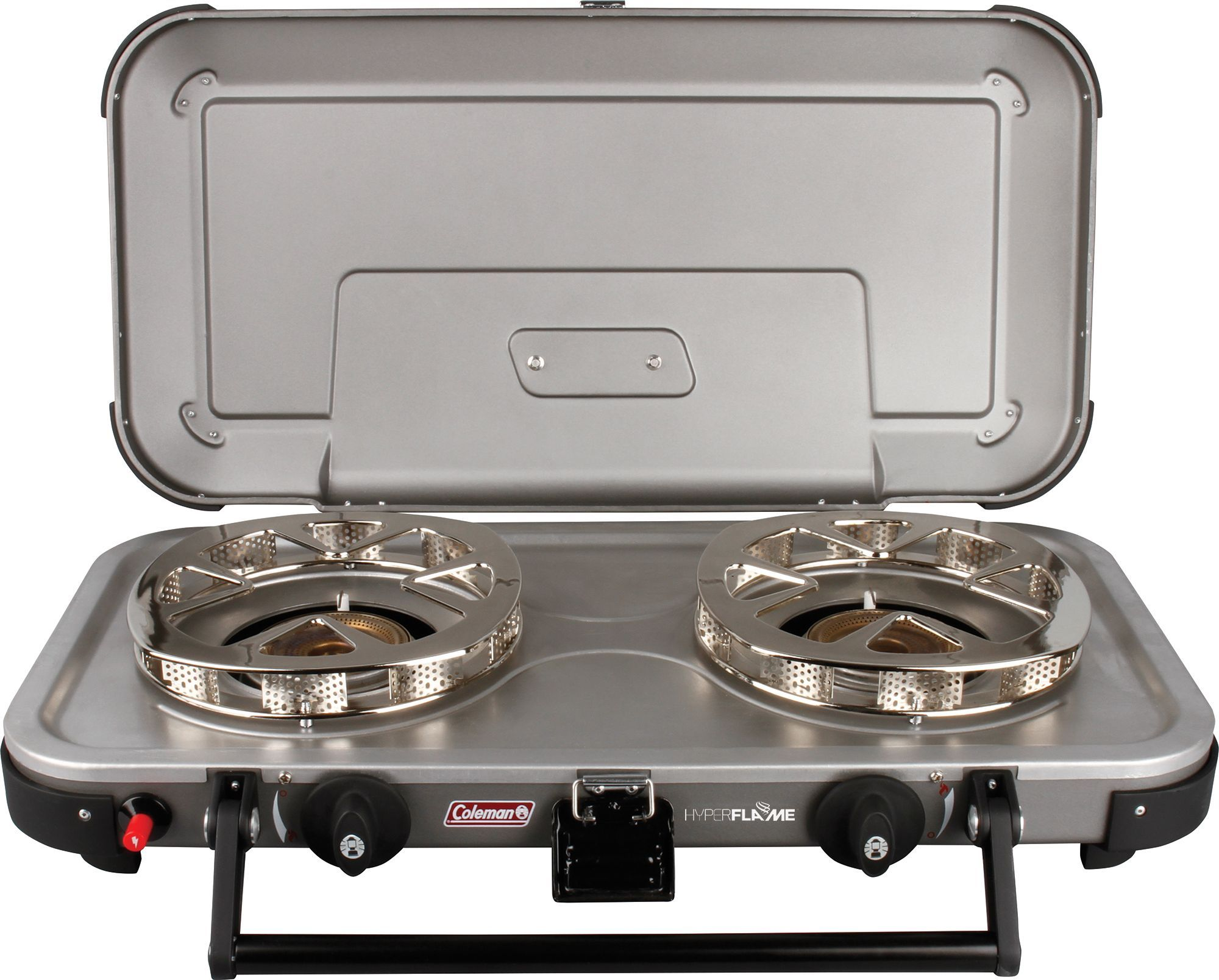 Denali Camp Stove Coleman Fyreknight 2 Burner Propane Stove Travel Pinterest