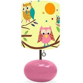 Owls Lamp