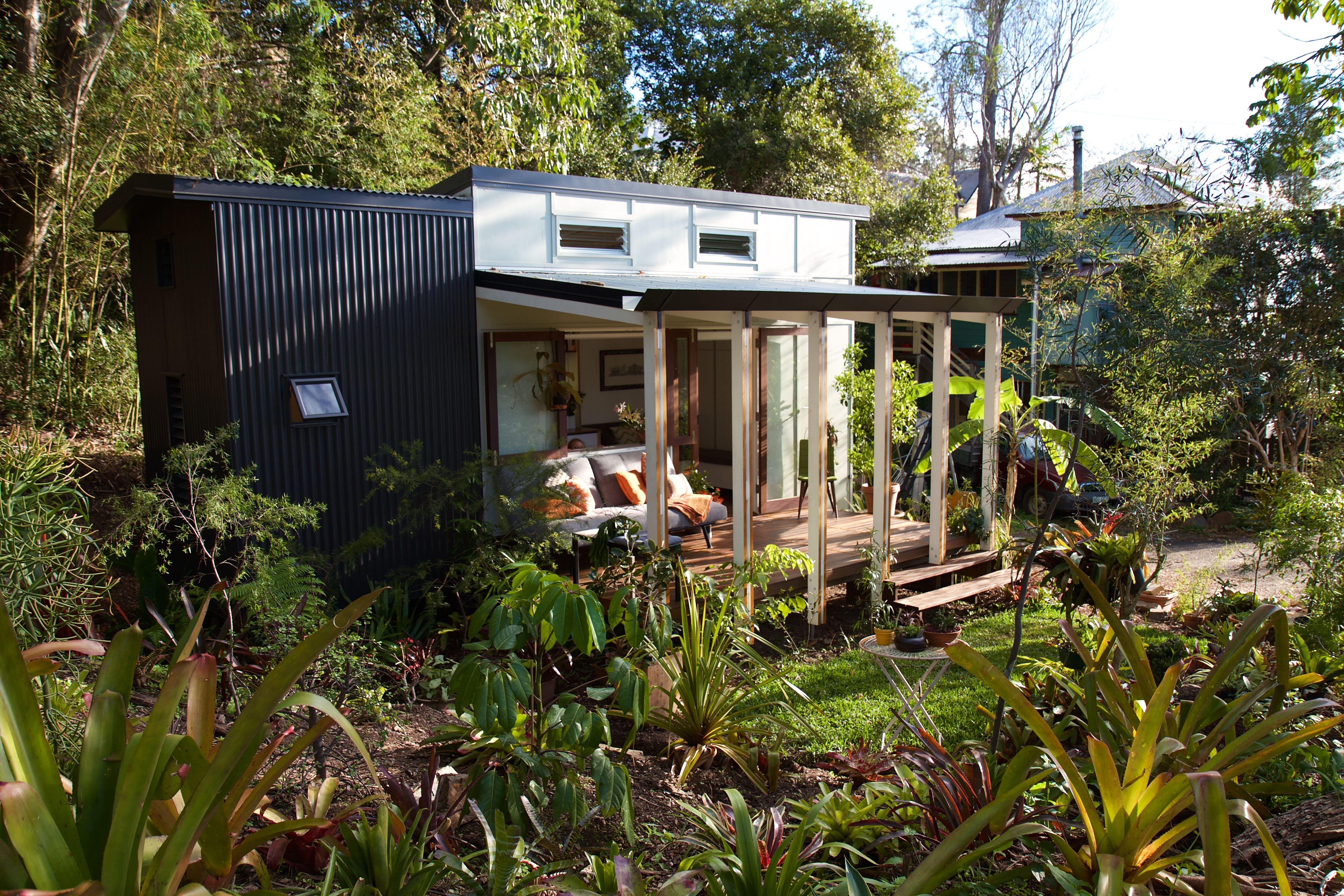 the portal by the tiny house company in australia tiny house