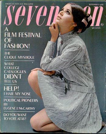 die besten 25 seventeen magazine ideen auf pinterest sechziger jahre mode hot pants und mode. Black Bedroom Furniture Sets. Home Design Ideas