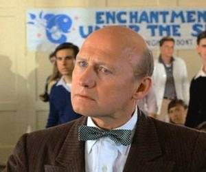 James Tolkan American Actor The Principal In Back To The Future