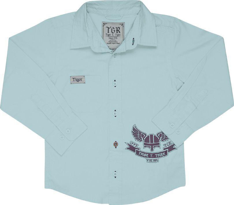 Camisa da coleção Outono 2015 de Tigor T. Tigre