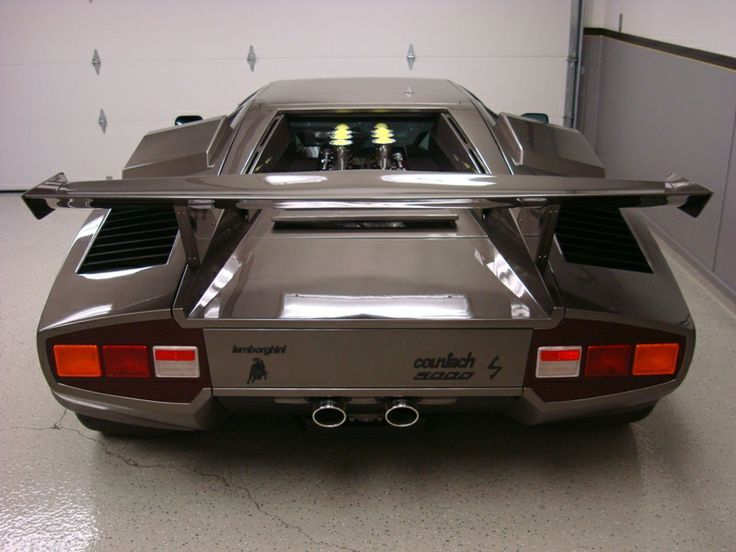 Attirant Cool Lamborghini: Home Made Lamborghini Countach | Super Car  Digest LAMBO COUNTACH Check More