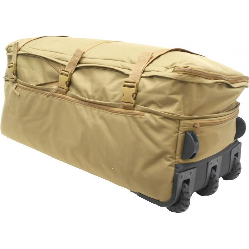 Coyote Expandable Wheeled Deployment