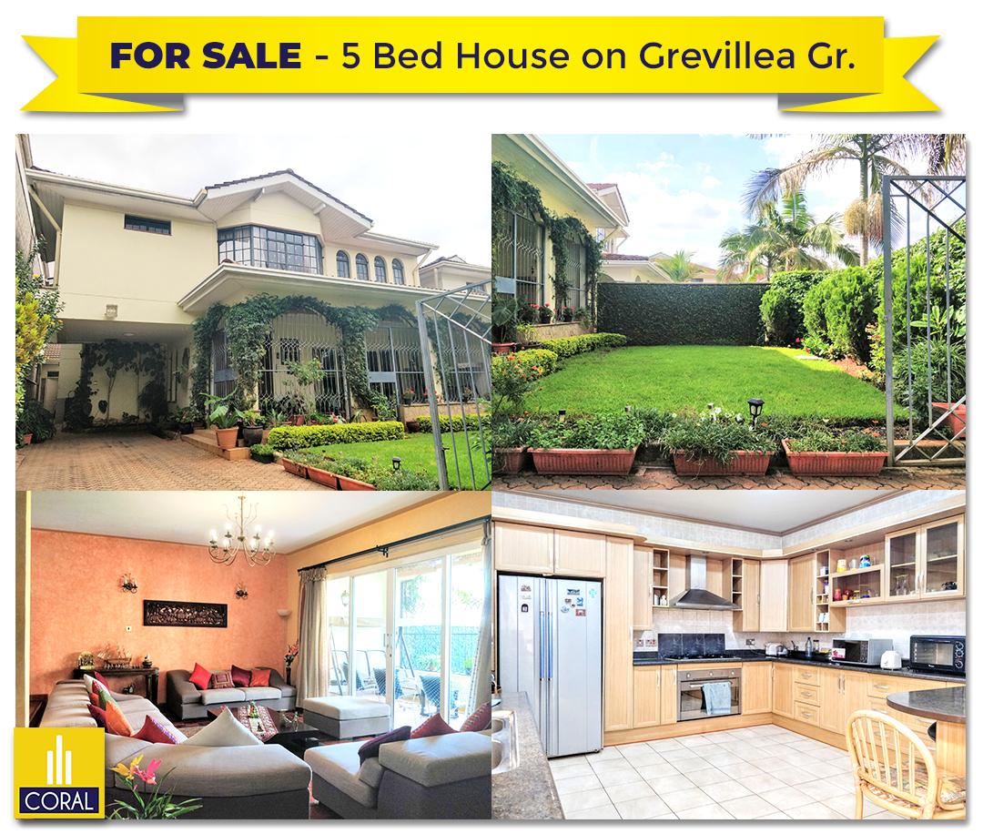 5 Bedroom House For Sale On Grevillea Grove Elite Garden