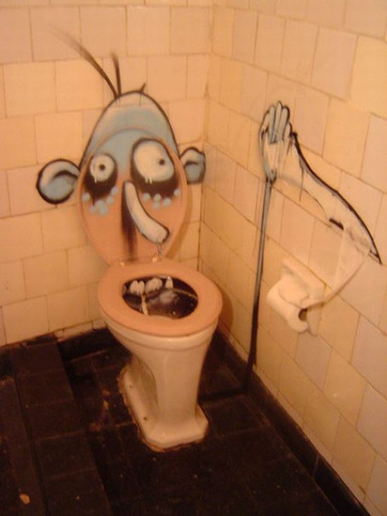 Weird Images Of Toilets 5