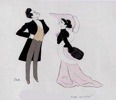 Anna de Noailles by SEM