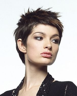 Quick Hairstyles For Short Hair Captivating Short Haircuts For Thin Hair  Hair  Pinterest  Thin Hair Short