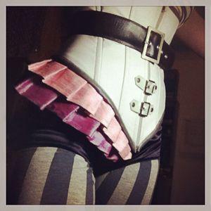 vi league of legends corset - Szukaj w Google